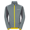 VAUDE Bealach Softshell Jacket Men pewter grey